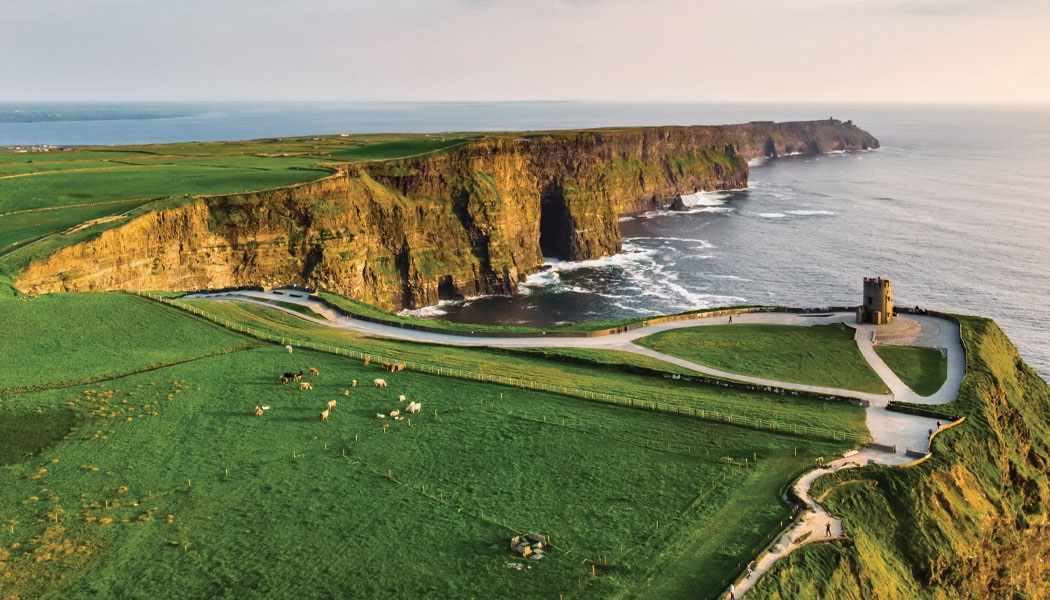 Air from $199 to Ireland, Iceland and Italy
