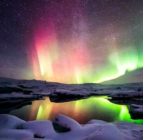 Northern Lights Quest of Iceland